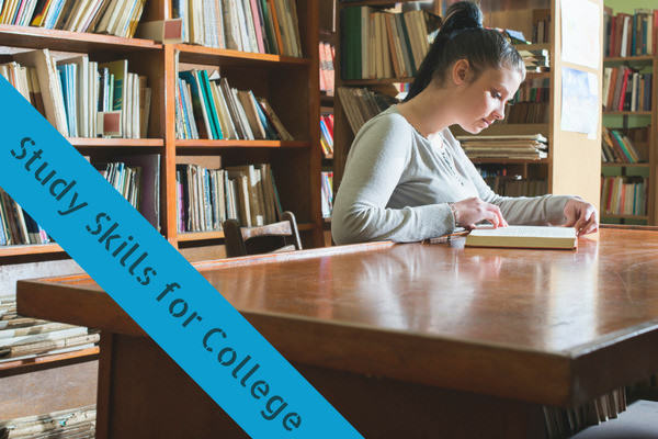 study skills college