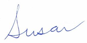Signature - Susan