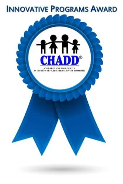 award-winning school program for ADHD
