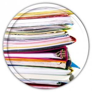 sloppy notebooks, student organization