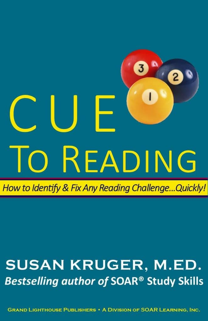 Cue to Reading: How to Identify & Fix Any Reading Challenge…Quickly!