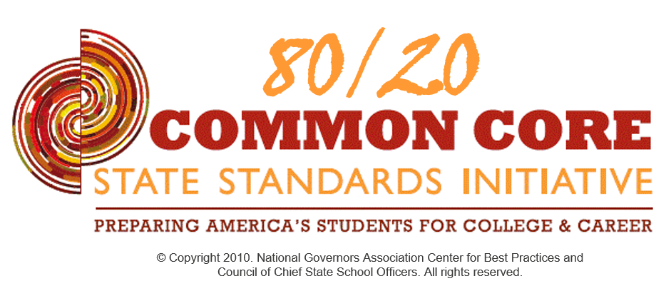 Common Core 80-20