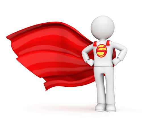 Your Super Power Makes You Better Than 95% of People!  Show It on Your Resume!
