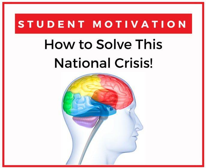 How to Solve Our National Motivation Crisis