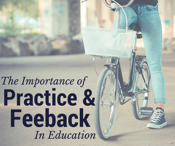 Importance of Practice & Feedback in Education