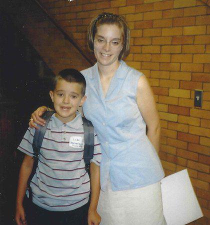 Luke and Susan, June 2002
