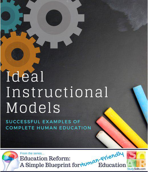 Ideal Instructional Models: Successful Examples of Complete Human Education