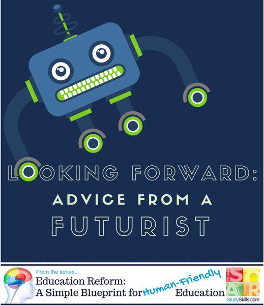 Looking Forward: Advice from a Futurist
