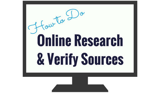 Internet Research: Searching, Selecting and Citing Credible Sources ...