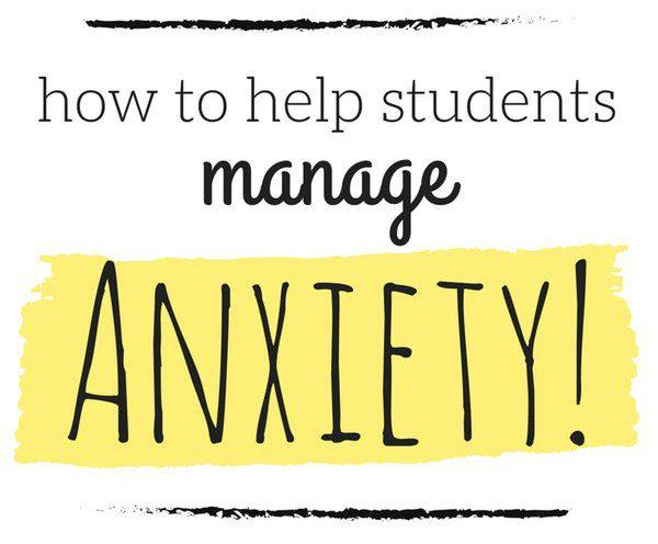 How to Help Students Manage Anxiety