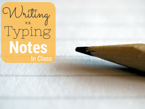 Writing Typing notes (2)