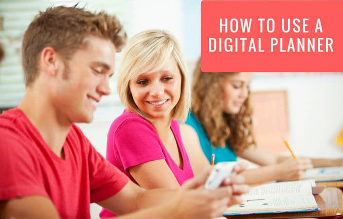 image regarding Digital Planners and Organizers named Utilizing a Electronic Planner