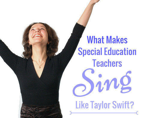 what makes special education teachers sing