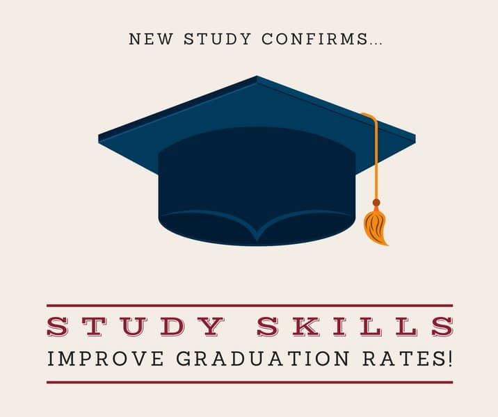 study skills reduce high school dropout rates
