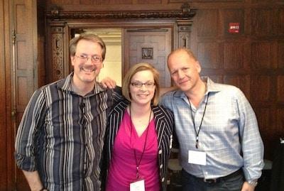 Perry Marshall, Susan Kruger, & Rob Berkley