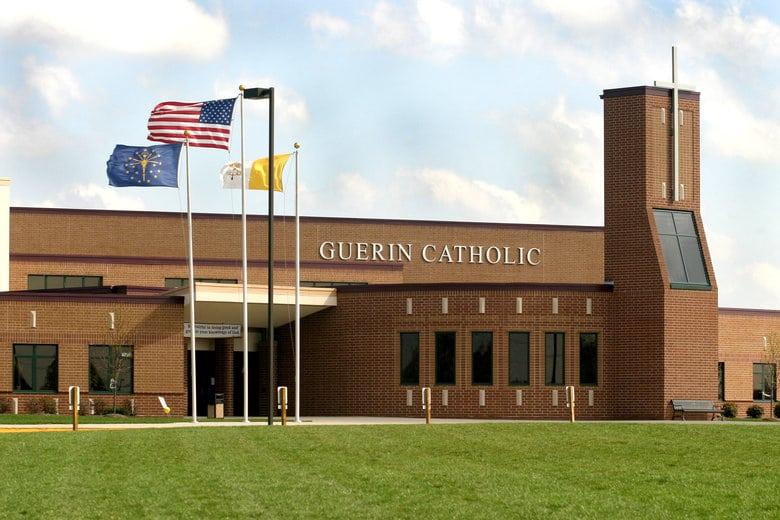 Guerin Catholic - 105 KB